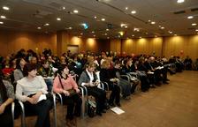 La presentació de la FAAD, el desembre del 2007.