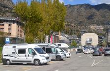 Catalans fugint de la comarca