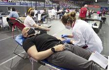 La Creu Roja rep 146 donacions de sang