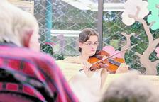 El violí i la música clàssica com a mitjà d'expressió