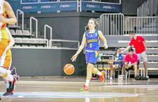 La jugadora de bàsquet, Maria Sobany