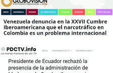 Amb V de vaccí i Veneçuela