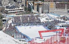 Andorra presenta la candidatura per als Campionats del Món d'esquí del 2027