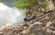 Dos ferits en un accident de trànsit a la C-14, al terme de Coll de Nargó