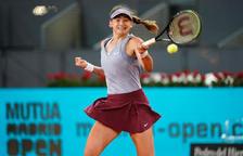 Vicky Jiménez passa a quarts de Roland Garros júnior