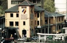 El primer banc