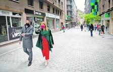 Messi i el carrer Callaueta, als set tuits