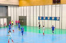 Duel d'aquest curs entre FC Encamp i Atlètic Escaldes.