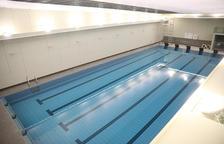 La piscina parroquials d'Escaldes-Engordany.