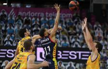 El MoraBanc s'imposa i segueix lluitant pel 'play-off'