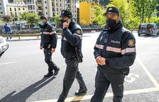 Detinguda amb 3,5 grams de 'coca' la passatgera d'un taxi