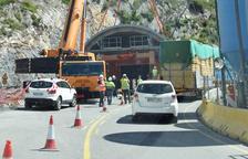 El túnel de Tresponts entrarà en funcionament aquest estiu