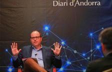 Cabero afirma que Andorra està en el punt de decidir on serà en 15 anys