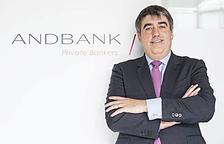 Aso rellevarà Tubau a Andbank com a nou CEO del grup andorrà