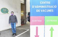 El ministre Jover es torna a contagiar tot i estar vacunat