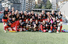 El VPC femení s'estrena a la Copa Catalana