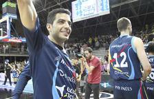 David Navarro anuncia la seva retirada del bàsquet professional