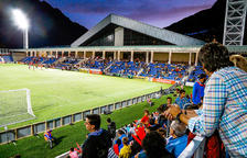 El rugbi està obert a compartir estadi amb l'FC Andorra