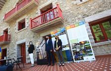 Els treballs de conservació de la farga del Madriu s'allargaran fins al 2024