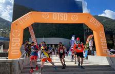 La 38a Travessa d'Encamp s'allarga amb la primera marató de muntanya