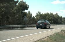 Els mossos denuncien penalment un andorrà per circular a 181 per hora a l'C-14
