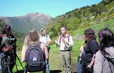 Festi'Flora, el festival de la flora del Pirineu