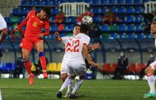 Andorra domina, però empata sense gols davant Gibraltar (0-0)