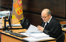 El Consell Superior de la Justícia desestima la petició d'apartar Alberca del cas BPA