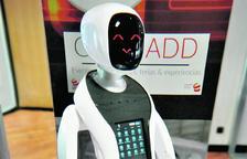El robot social que informa i la seguretat de Grifols, als set tuits