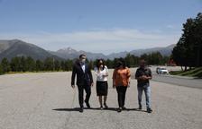 L'heliport nacional a la Caubella de Pal costarà 4 milions d'euros
