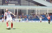 Ezar i Bemiser s'imposen a l'Andorra Sènior Cup