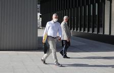 Joan Pau Miquel explica els informes complementaris de l'INAF