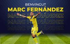 L'FC Andorra fitxa l'extrem Marc Fernández