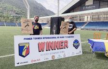 Andorra entra al Sevens European Series