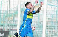 Marc Fernández, primer fitxatge de l'FC Andorra