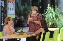 Les taules interiors dels restaurants i bars s'amplien a vuit persones