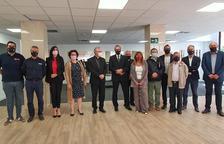 La Creu Roja inaugura els centres de dia de la capital i de Sant Julià