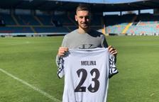 L'FC Andorra fitxa a Sergio Molina