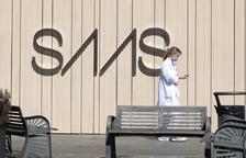 El SAAS ha tramitat 615 baixes per Covid de treballadors fins a final d'abril