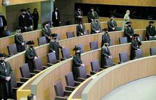 La tradicional sessió de Sant Tomàs al Consell General.