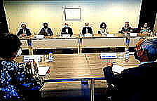 Trobada de l'ambaixador de la UE a Andorra amb els agents econòmics