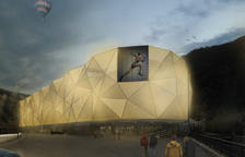 El centre comercial Epizen obrirà a finals d'any
