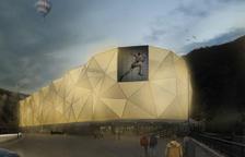 Imatge que tindrà el nou centre comercial