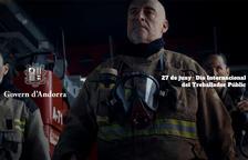 Imatge del vídeo que promou el Govern.