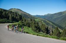 La nova ruta cicloturista Ports del Cel ascendeix 11 ports i es pot realitzar quan el ciclista triï