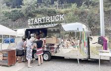 El nou 'food truck' de la cala laurediana.