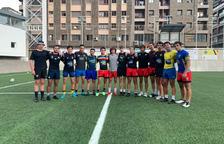 Els 'isards' sub-18, a competir a Riga