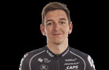 El ciclista resident Jasper de Buyst