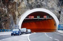 El túnel de la Tàpia estarà tancat dijous a la nit