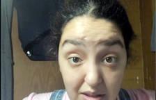 Sylvette Balboa al vídeo on explica el seu cas.